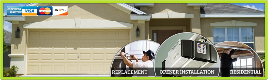 Applewood Garage Door Repair services and coupon